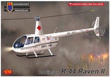 Вертолет Robinson R44 Raven II 1:72