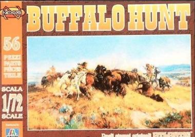 Фигурки Duffalo Hunt 1:72