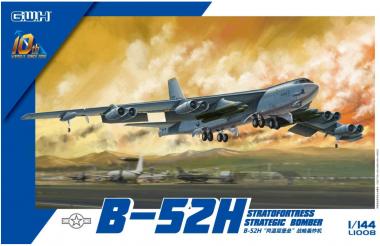 B-52H Stratofortress Strategic Bomber 1:144