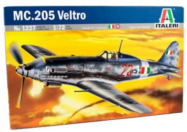 Самолет MC.205 VELTRO 1:72