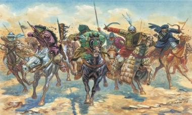 Arab Warriors 1:72