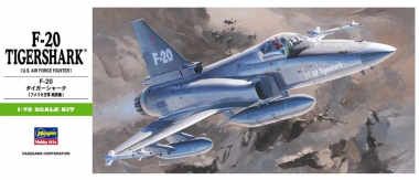 Самолет F-20 TIGERSHARK B3 1:72