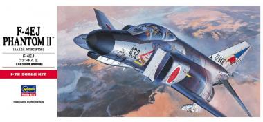 Самолет F-4EJ PHANTOM II (01331) 1:72