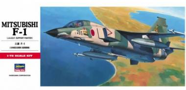 Самолет MITSUBISHI F-1 (01333) 1:72