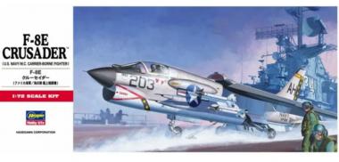 Самолет F-8E CRUSADER C9 1:72