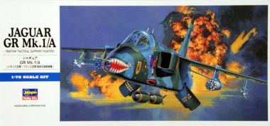Самолет JAGUAR GR.Mk. 1/A D2 1:72