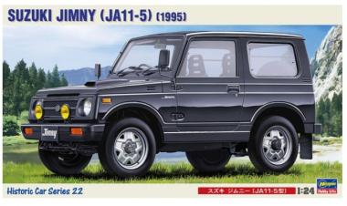 Suzuki Jimny (JA11-5 Type) 1:24