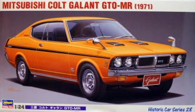 MITSUBISHI COLT GALANT GTO-MR 1:24