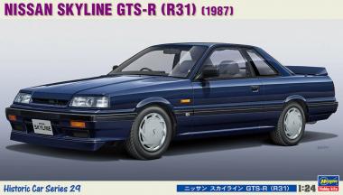 NISSAN SKYLINE GTS-R (R31) 1:24