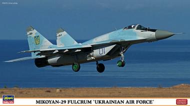 MIKOYAN-29 UKRAINIAN AIR 1:72