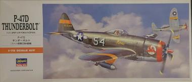 P-47D THUNDERBOLT A8 1:72