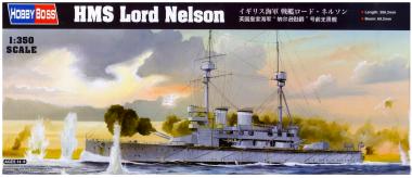 Корабль HMS Lord Nelson 1:350