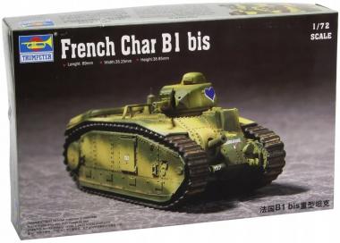 Танк French Char B1 bis 1:72