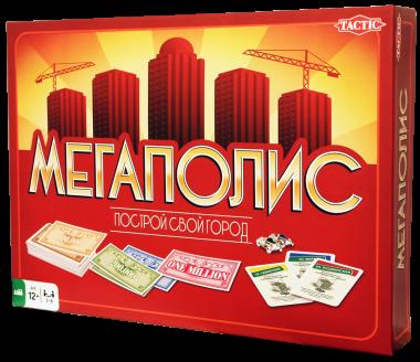 Мегаполис игра