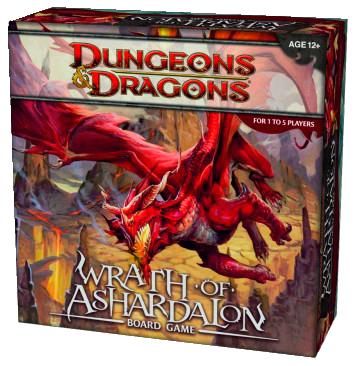 Dungeons & Dragons Гнев Ашардалона