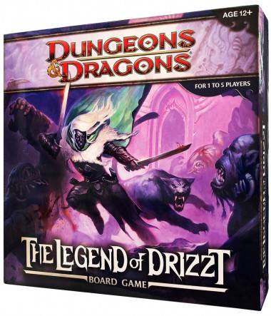 The Legend of Drizzt игра
