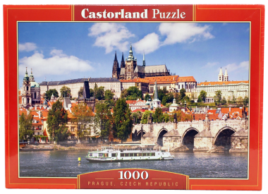 Пазл Прага.Чехия