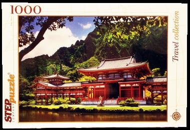 Гаваи. Остров Оаху. Японская пагода