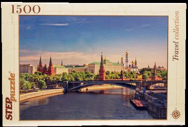 Пазл «Москва. Кремль».