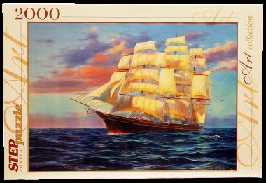 Пазл «Снова в море» 2000