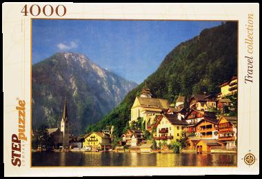 Пазл Австрия. Хальсштадт