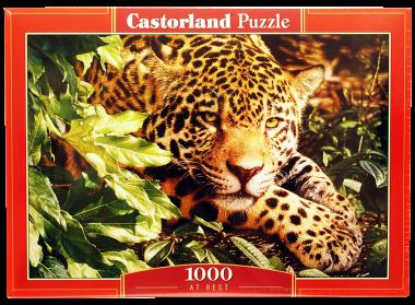 Пазл «Леопард» 1000