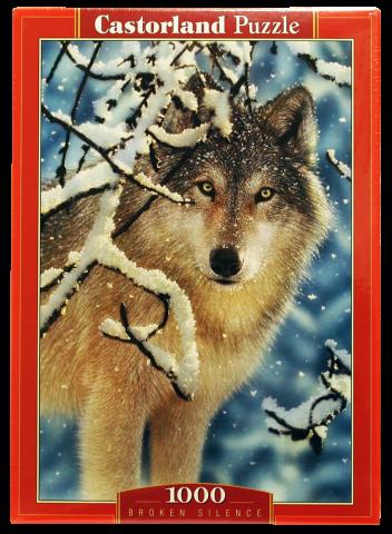Пазл «Волк» 1000