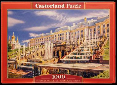 Пазл «Петергоф». Castorland 1000