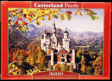 Пазл «Бавария» 3000