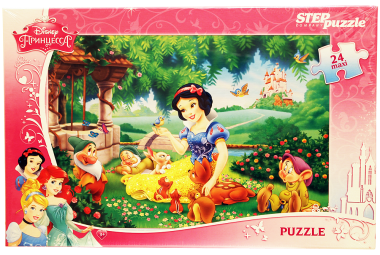 Белоснежка Step Puzzle 24