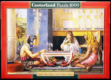 Египетские шахматисты пазл