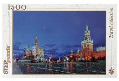 Пазл «Москва. Красная площадь». Step Puzzle 1500