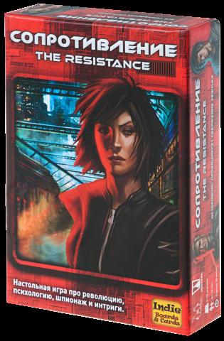 Сопротивление игра