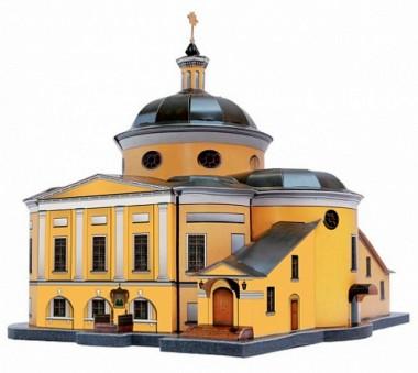 Покровский храм Матрона Московская