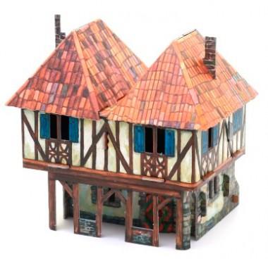 Дом Бюргера Умная бумага