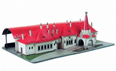 Императорский павильон Умная бумага