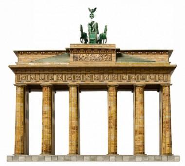 Бранденбургские Ворота Умная бумага