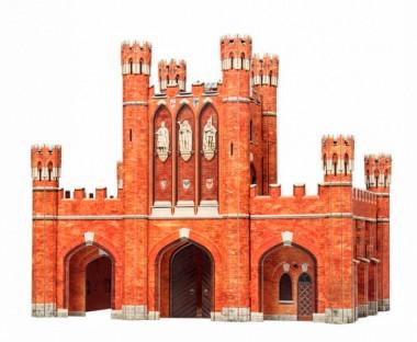 Королевские ворота Умная бумага