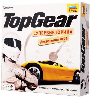 Top Gear настольная
