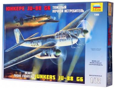 Юнкерс JU-88 G6 модель