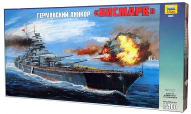 Линкор Бисмарк звезда