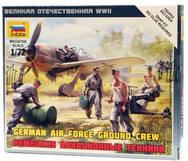 Немецкие авиатехники звезда