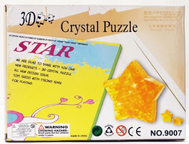 Звезда Crystal Puzzle