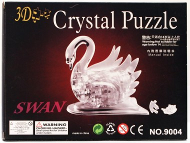 Лебедь Crystal Puzzle