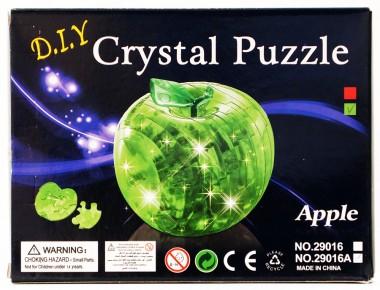 Яблоко Crystal Puzzle