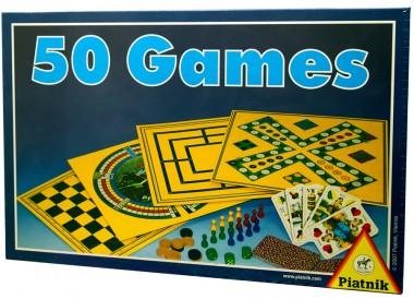 Piatnik набор 50 игр в 1