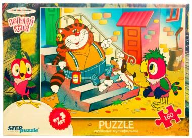 Пазл Попугай Кеша Step Puzzle 160