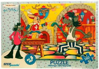 Пазл Ну,погоди Step Puzzle 160