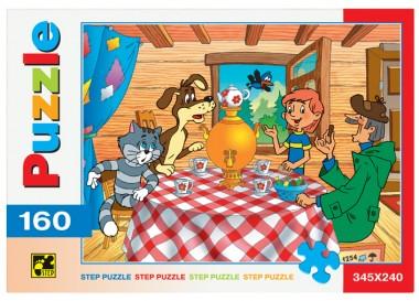 Пазл «Простоквашино». Step Puzzle 160