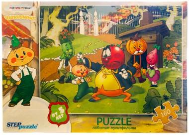 Пазл Чиполлино Step Puzzle 160